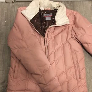 Women's Pink Columbia Convert Ski/Board Jacket